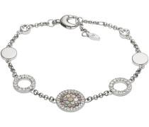 Armband mit Perlmutt und Glassteinen »Vintage Glitz Jf02311040«