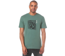 Stonar Waves DD T-Shirt petrol