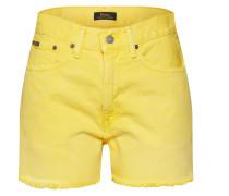 Shorts 'shawe HR Sh-Short' gelb