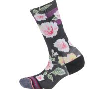 Socken 'overjoyed' schwarz