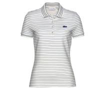 Poloshirt navy / weiß