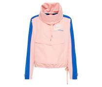 Sportjacke blau / rosa
