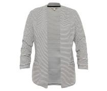 Blazer grau / schwarz / weiß