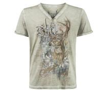 Shirt Edelbock grau