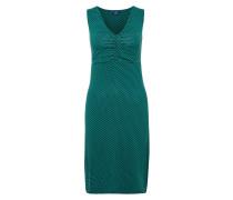 Kleid grün / schwarz