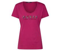 Shirt 'SS VN Gipsy Tee' pink