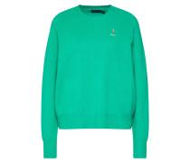 Pullover braun / gelb / grün