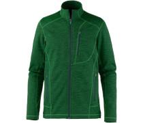 Fleecejacke 'Monaco1' grasgrün