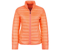 Daunenjacke 'cha' orange