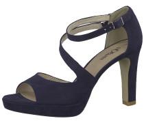 Sandalette 'Strappy Heel' navy