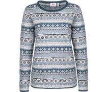 Pullover 'Övik Folk Knit' mischfarben