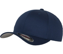 Cap 'Wooly Combed' navy