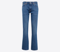 Jeans '527™ Slim Boot Cut' blue denim