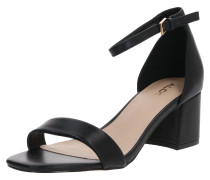 Sandale 'fraziska' schwarz