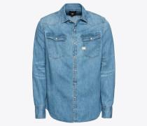 Freizeithemd blue denim