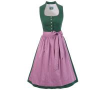 Dirndl smaragd / pink