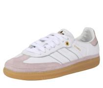 Sneaker 'samba' flieder / weiß