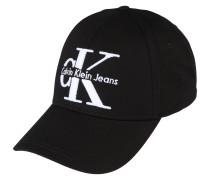 Cap 're-Issue' schwarz / weiß