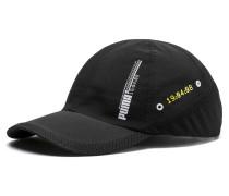 Cap 'Energy' gelb / schwarz / weiß