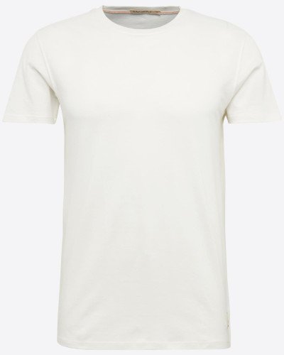 T-Shirt 'Anders Tee' offwhite