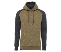 Sweatshirt 'msw Scope' hellgrau / khaki