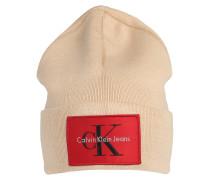 Mütze 're-Issue' beige