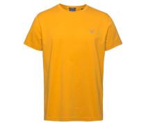 T-Shirt goldgelb