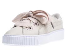 Sneaker 'Platform Kiss Lea' altrosa