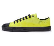 Sneaker gelb / schwarz