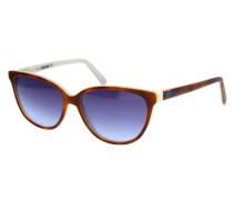 Sonnenbrille karamell