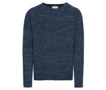 Pullover 'bund jumper' blau
