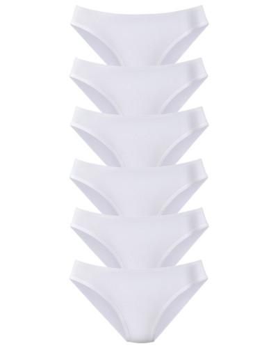 Jazzpants (6 Stck.) weiß
