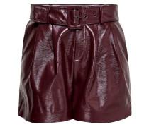 Shorts weinrot