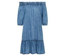 Kleid 'Jule Tencel' blue denim