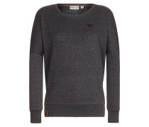 Sweater '2 Stunden Sikis Sport' anthrazit
