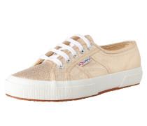 Sneaker 'Lamew' gold / weiß