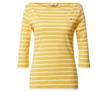 Shirt 'SP Aisha Boat-Nk TOP 3/4 Slv'