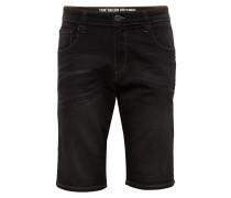 Jeans Shorts black denim