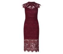 Kleid 'ysanne' burgunder