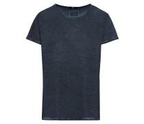 T-Shirt 'Vito Slub' navy