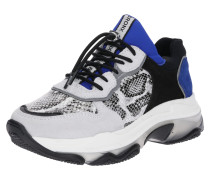 Sneaker 'Baisley' blau / grau / offwhite
