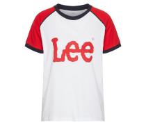 T-Shirt 'raglan Logo Tee'