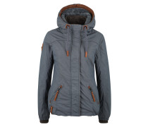 Jacket 'Rosenduft' grau