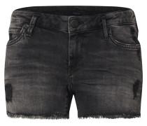Shorts 'joey' black denim