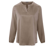 Bluse taupe