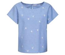 Shirt 'Palmi Tee' hellblau