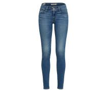 Jeans '710 Super Skinny' blue denim