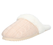 Slipper 'slip*knit' puder
