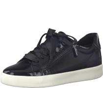 Sneaker low 'One colour shiny' schwarz