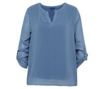 Bluse 'chiffon fabric mix shirt'